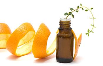 orange zest,